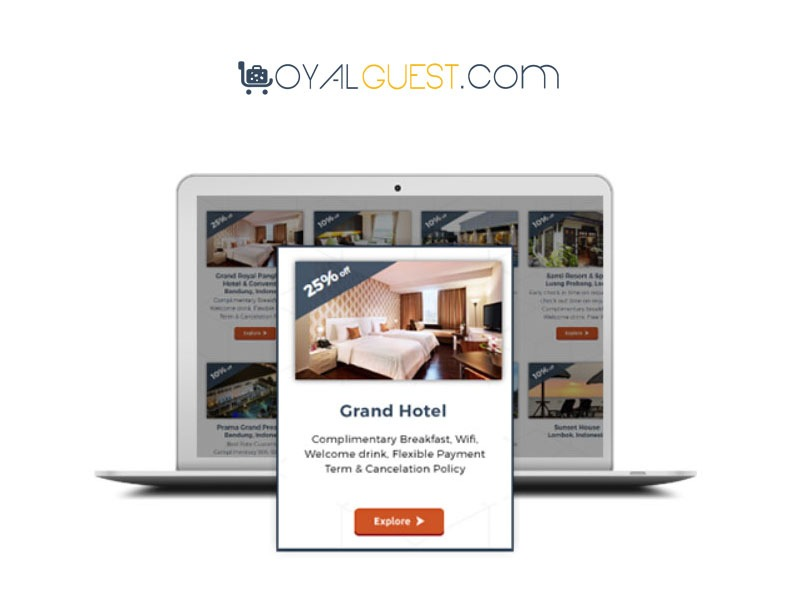 Loyal Guest – Travel Loyalty System