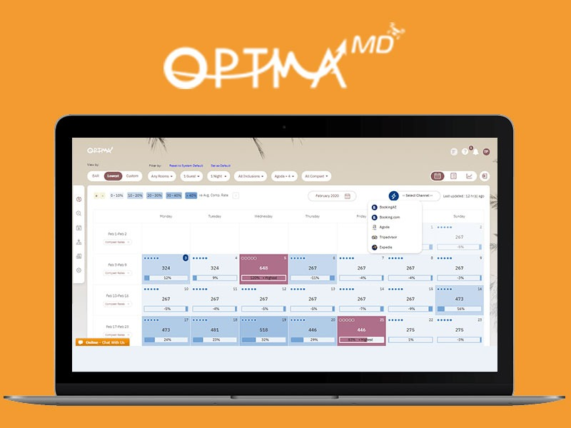 OPTIMA Hotel Revenue Management