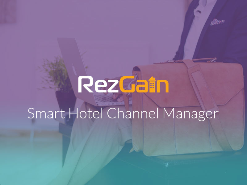 RezGain Channel Manager